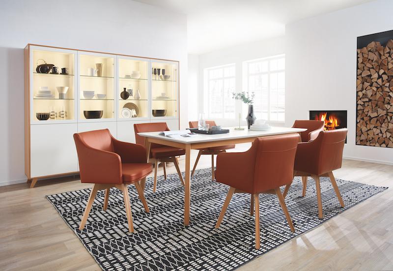 Möbel Für Esszimmer : Das gute aufnehmen italienische möbel esszimmer glücklich