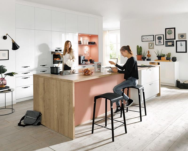 Küche Mit Kochinsel Cranz Schäfer