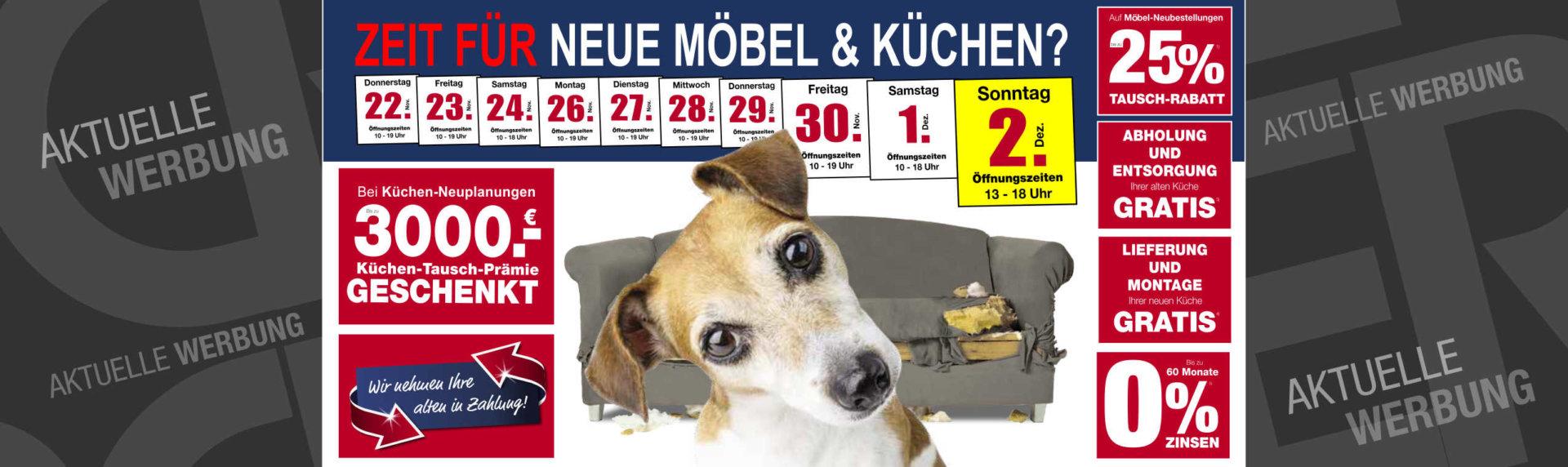 Küchen Tausch Prämie 3000 Euro Geschenkt Möbel Und Küchen Von